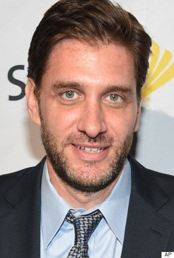 Mike Greenberg amazing facial hairstyle
