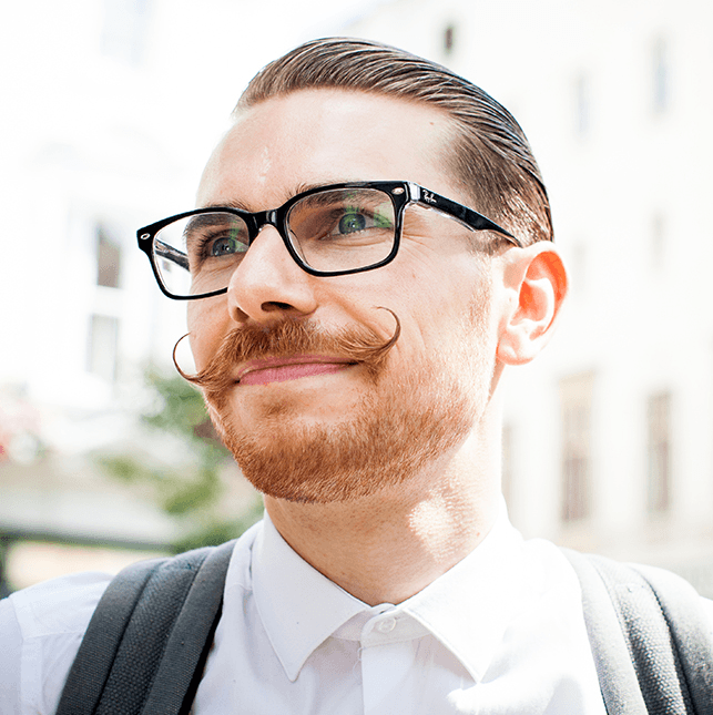 Mustache-styles-1 160 Coolest Beard Styles to Grab Instant Attention