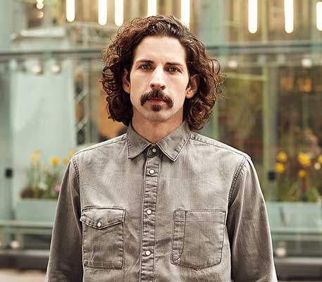 Mustache-styles-3 160 Coolest Beard Styles to Grab Instant Attention [2019]