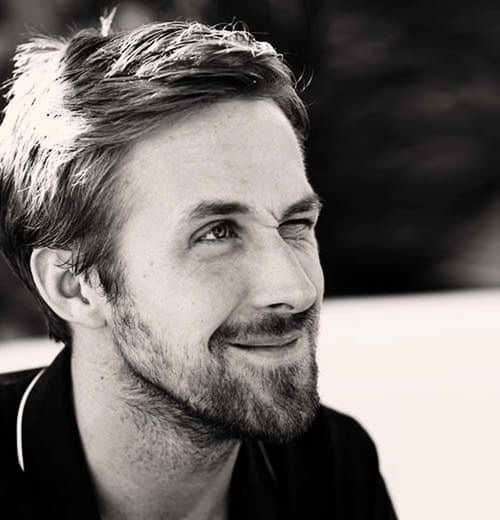 Ryan-Gosling-Beard-12 15 Alluring Ryan Gosling Beard Styles to Steal Yours