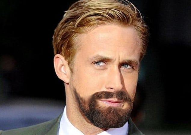 Ryan-Gosling-Beard-5 15 Alluring Ryan Gosling Beard Styles to Steal Yours