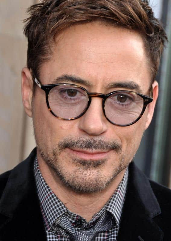 Superb 12 Tony Stark Beard Styles For Modern Men Beardstyle Short Hairstyles For Black Women Fulllsitofus