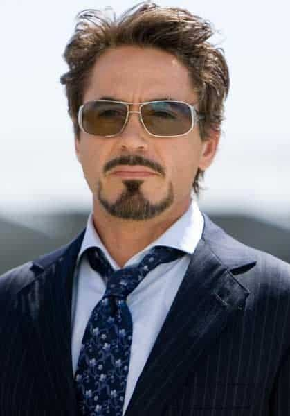 Tony-Stark-Beard-5 12 Ways Tony Stark Rocked His Beard - Styles You Can Copy