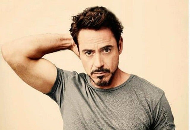 Tony-Stark-Mens-Goatee-Styles 12 Ways Tony Stark Rocked His Beard - Styles You Can Copy