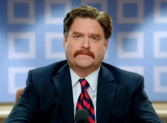 Zach-Galifianakis-3 5 Amazing Zach Galifianakis Photos Without Beard
