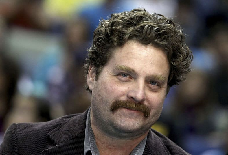 Zach-Galifianakis-4 5 Amazing Zach Galifianakis Photos Without Beard
