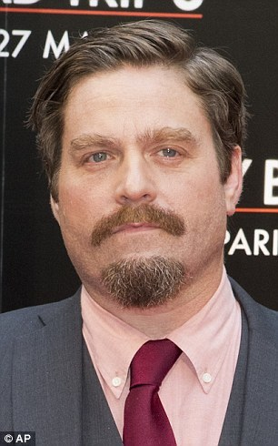Zach-Galifianakis-5 5 Amazing Zach Galifianakis Photos Without Beard