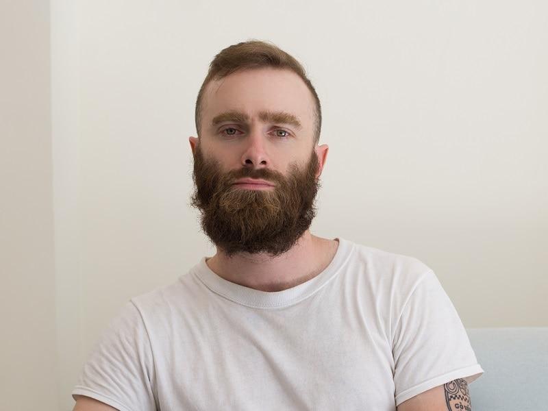 bad messy beard