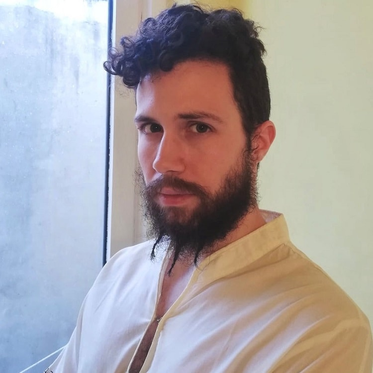 bad braided beard