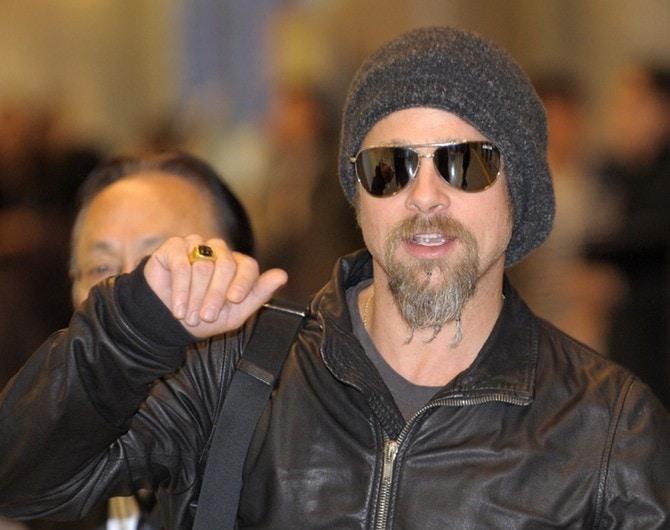 brad-pitt-beard 5 Tips to Grow a Brad Pitt Beard