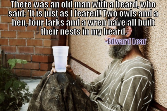 homeless33 50 Epic Beard Quotes Every Bearded Guy Will Love