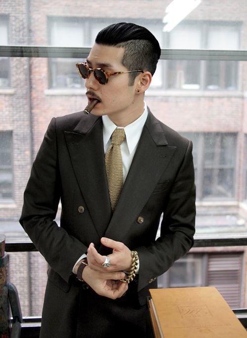 Fabulous 25 Most Popular Asian Beard Design 2017 Beardstyle Short Hairstyles Gunalazisus
