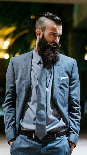 image0143 115 Sexy Long Beard Styles for Men