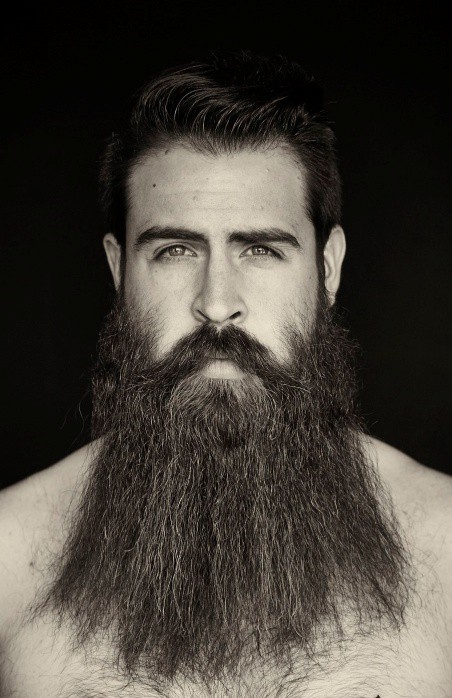 image0153 115 Sexy Long Beard Styles for Men