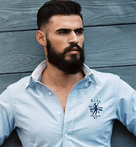 goatee hair styles 50 vigorous beard styles for manly look beardstyle 9111