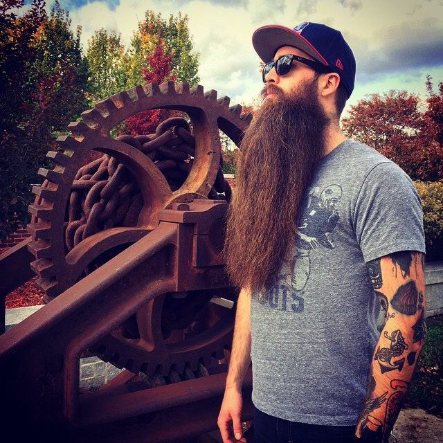 image0191 115 Unbeatable Long Beard Styles for Every Man