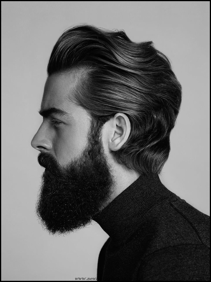 image021 50 Vigorous Full Beard Styles for Manly Look