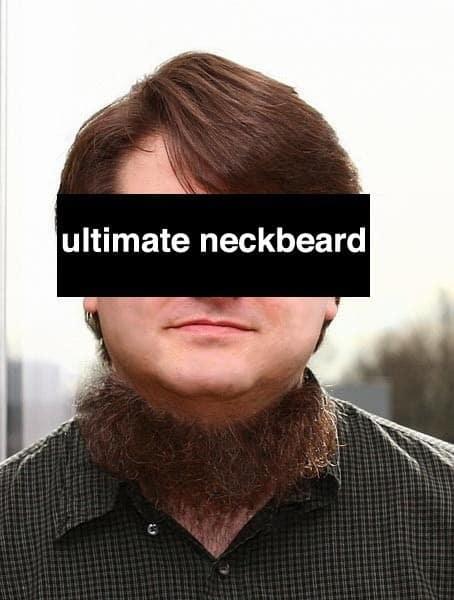 Simple Neckbeard 21
