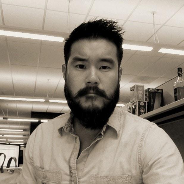 image0453 25 Most Popular Asian Beard Design [2017]