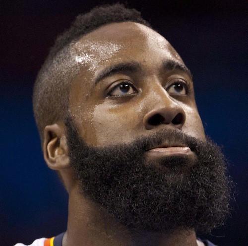 james-harden-beard-8 8 Best of James Harden Beard Style Photos