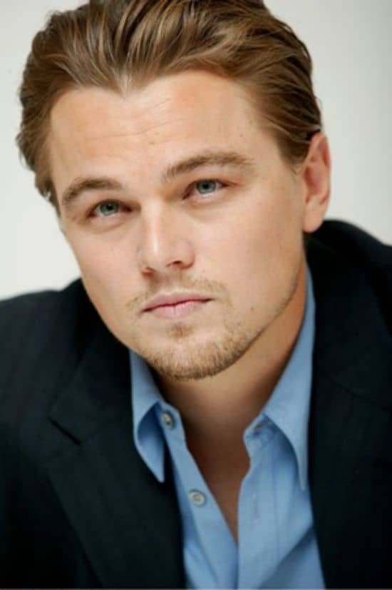leonardo dicaprio mustache - photo #15