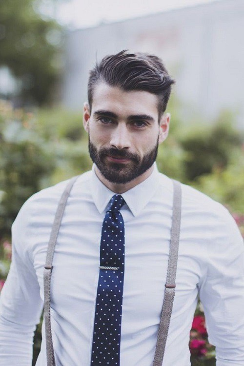 long-stubble-beard-styles2 160 Coolest Beard Styles to Grab Instant Attention [2020]
