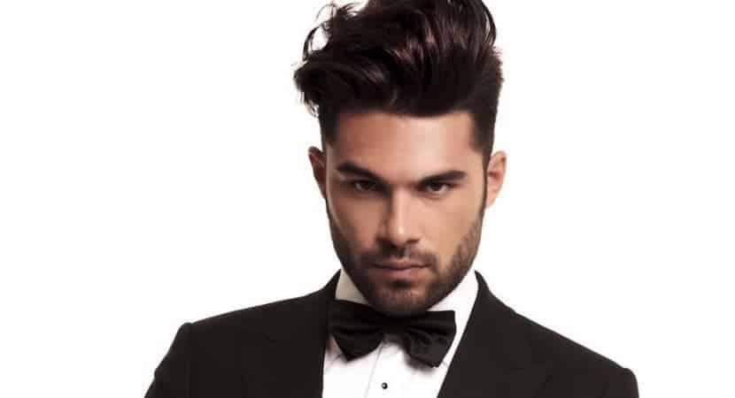 Enjoyable 45 Elegant Short Beard Styles For Men 2017 Beardstyle Short Hairstyles For Black Women Fulllsitofus