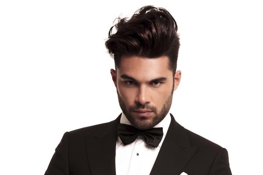 Admirable 45 Elegant Short Beard Styles For Men 2017 Beardstyle Short Hairstyles Gunalazisus