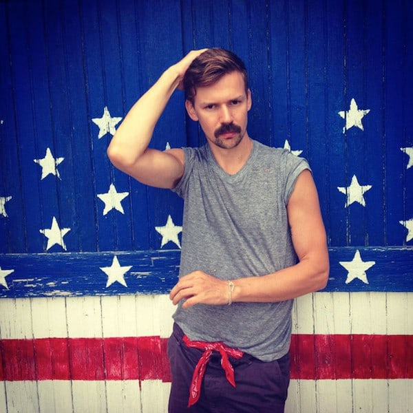mustache-style-13 48 Coolest Mustache Styles for Guys to Wear with Pride