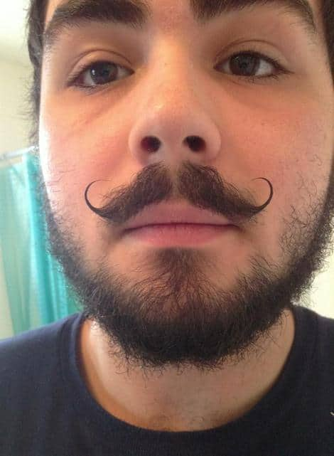 mustache-style-16 48 Coolest Mustache Styles for Guys to Wear with Pride