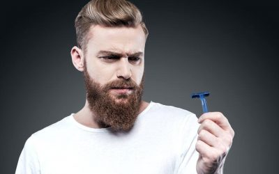 do not shave your beard