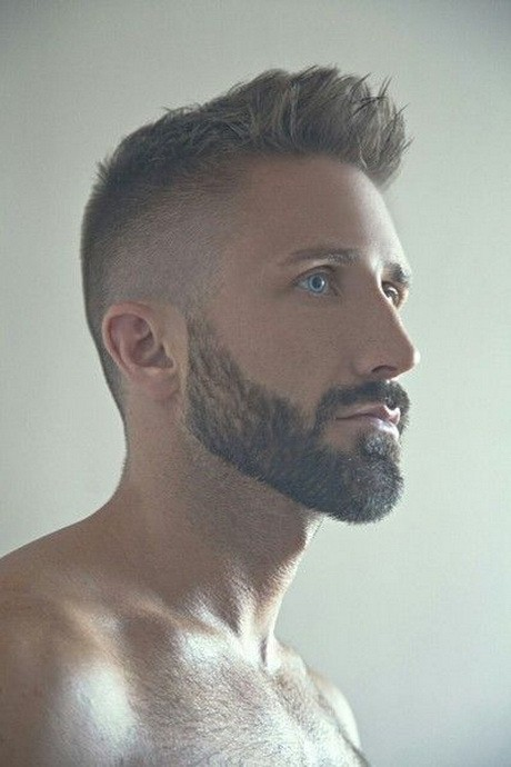 Swell 25 Exemplary Beard Styles For Round Faces Beardstyle Short Hairstyles Gunalazisus