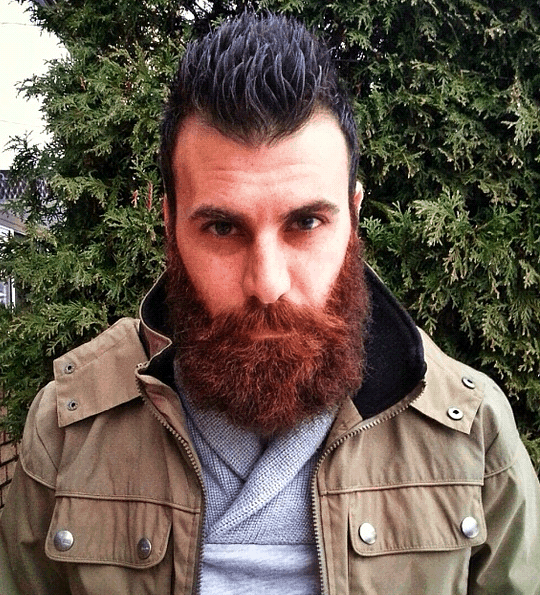 stylish-beard-1 15 Tips for Growing Thicker, Healthier Beard