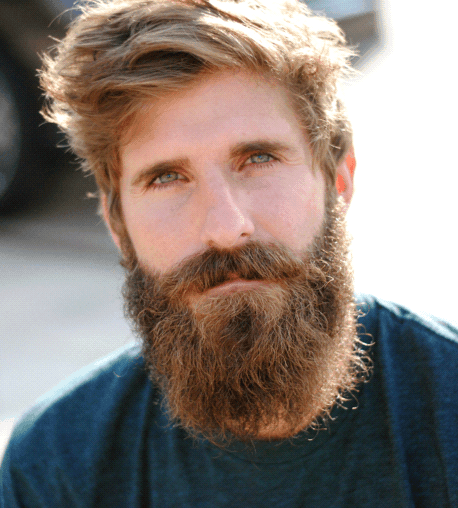 stylish-beard-3.. How to Grow A Thicker Beard: 15 Tips from The Experts