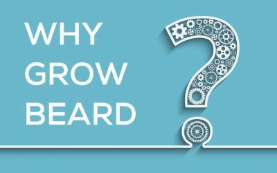 why men should grow facial hair