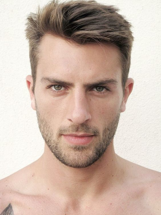 50 Elegant Short Beard Styles For Men Beardstyle