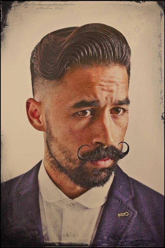 6-1 70 Coolest Short Beard Styles for Men