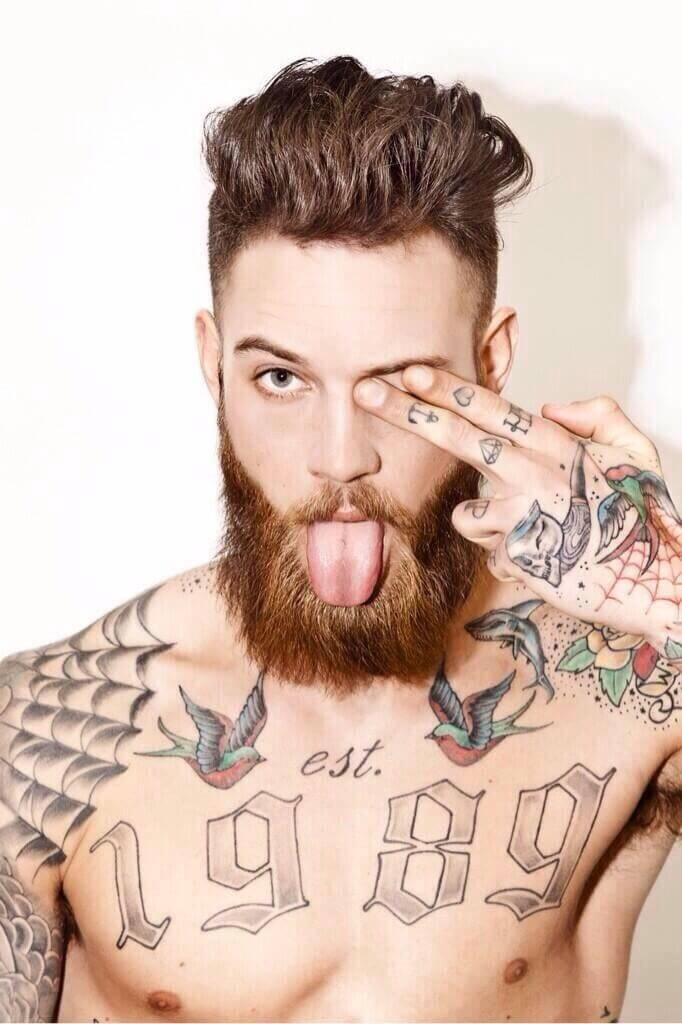 7 70 Hottest Hipster Beard Styles Ever [2021]