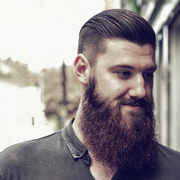 Prime 70 Hottest Hipster Beard Styles Ever Beardstyle Short Hairstyles For Black Women Fulllsitofus