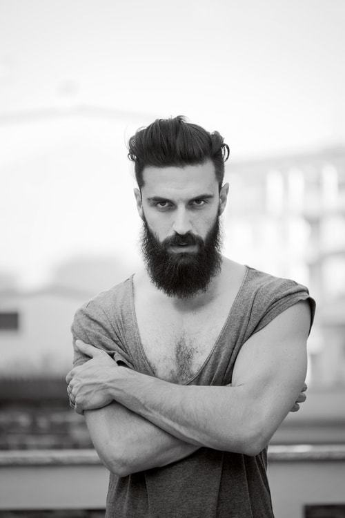 hipster-beard-37-min 70 Hottest Hipster Beard Styles Ever [2021]