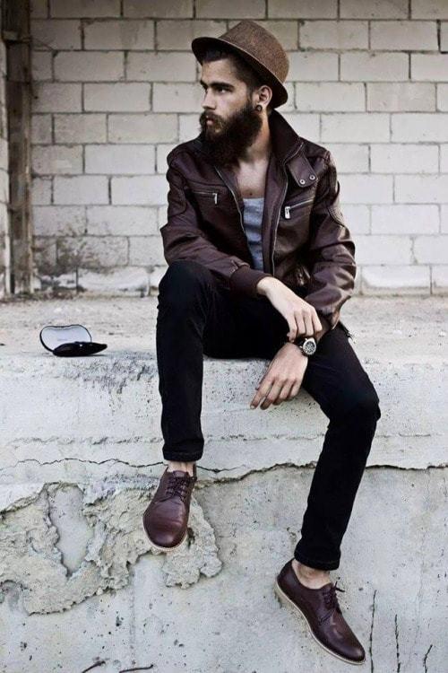 hipster-beard-39-min 70 Hottest Hipster Beard Styles Ever [2021]