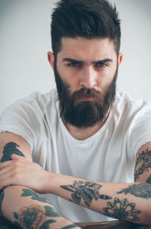 Miraculous 70 Hottest Hipster Beard Styles Ever Beardstyle Short Hairstyles For Black Women Fulllsitofus