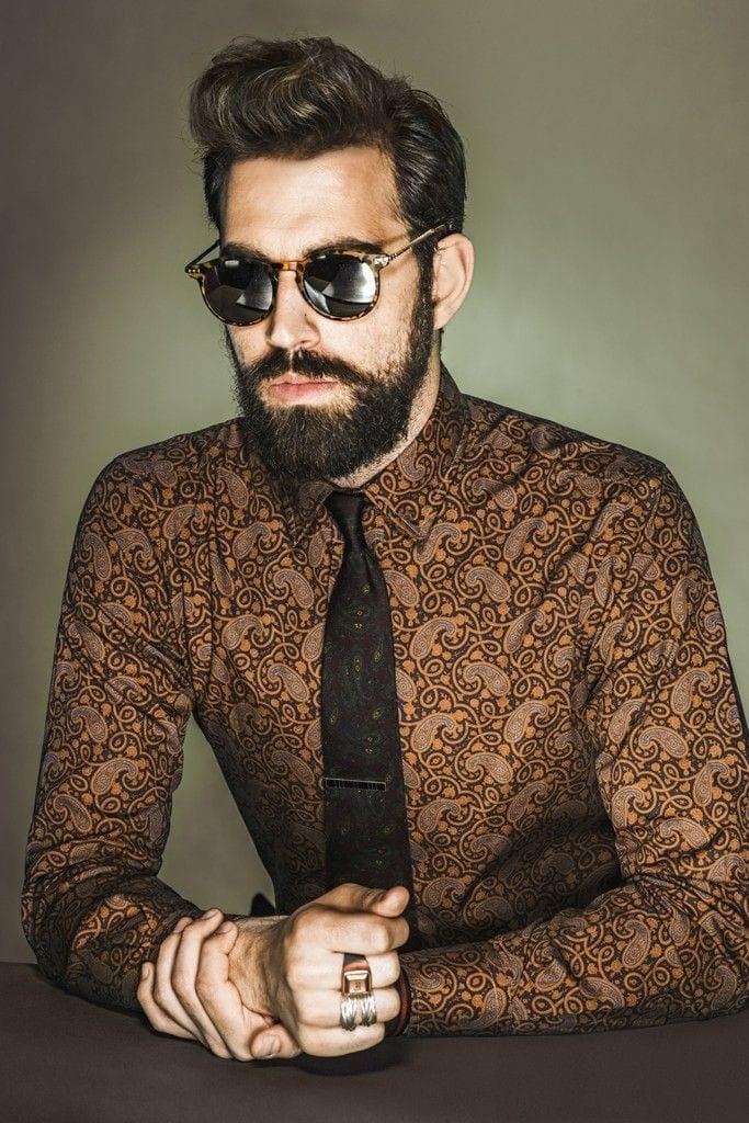 hipster-beard-55-min 70 Hottest Hipster Beard Styles Ever [2021]