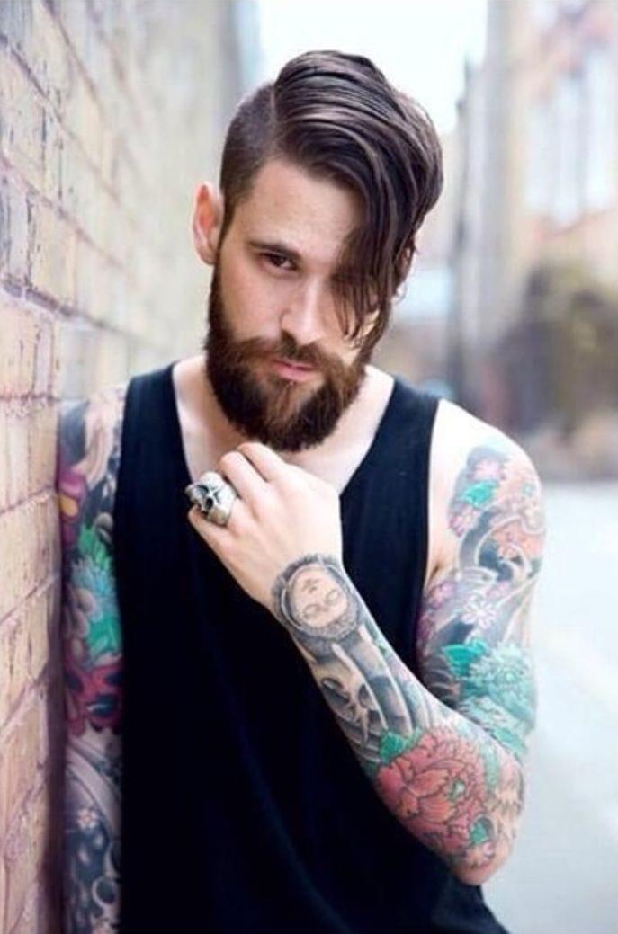 hipster-beard-59-min 70 Hottest Hipster Beard Styles Ever [2021]