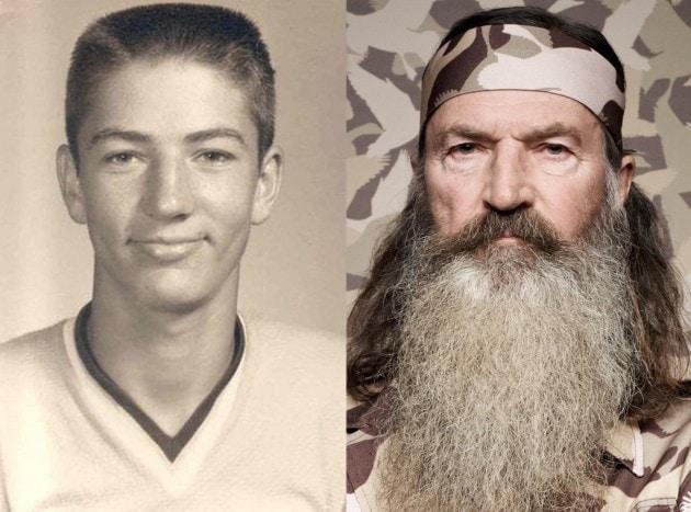 2-1 5 Extraordinary Duck Dynasty Photos Without Beard