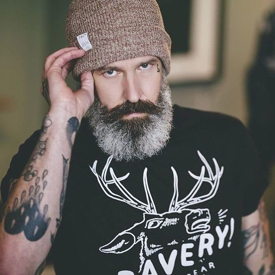 21 48 Coolest Mustache Styles for Guys to Wear with Pride