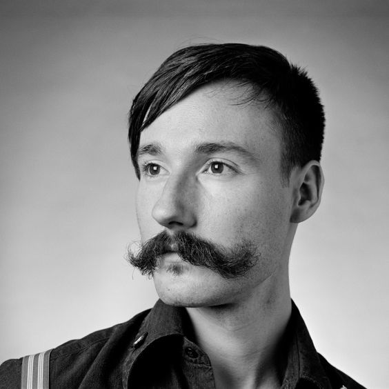 25 25 Coolest Mustache Styles for Guys to Wear with Pride
