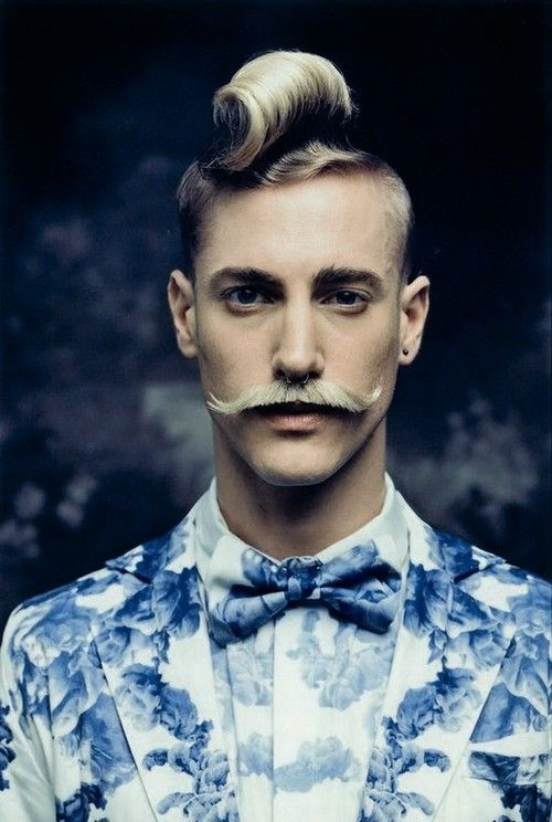 8 70 Hottest Mustache Styles for Guys Right Now