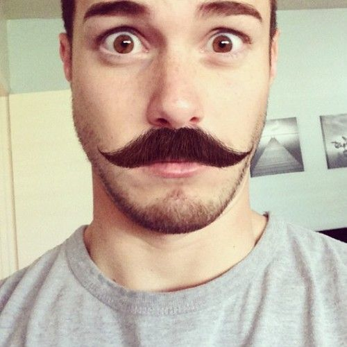 Super 48 Coolest Mustache Styles For Guys To Wear With Pride Hairstyle Inspiration Daily Dogsangcom