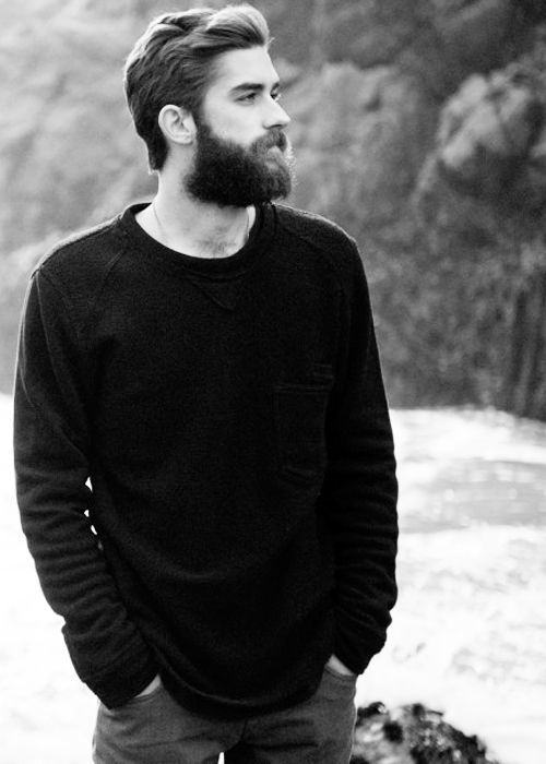 03 50 Best Beard Styles for A Masculine Look